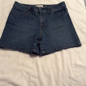 Misses Jean Shorts